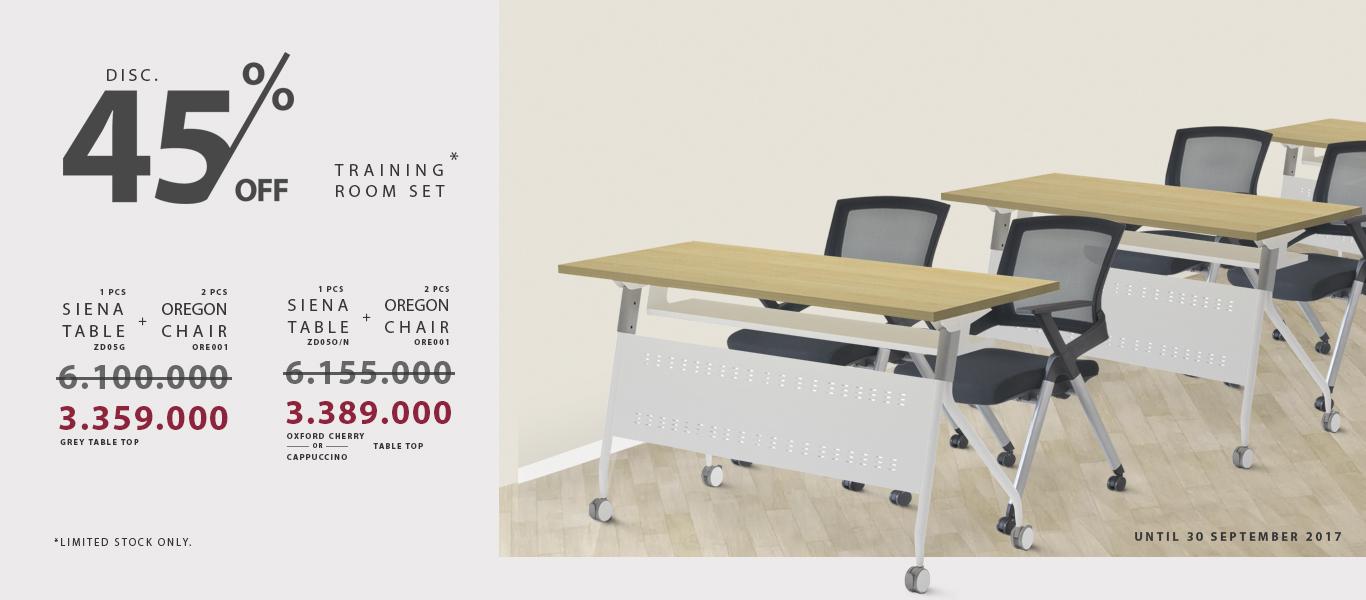 Bundling Set untuk tempat kursus anda